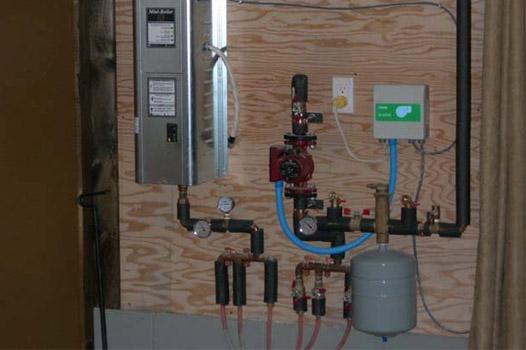 Etažno grejanje na struju za kuće